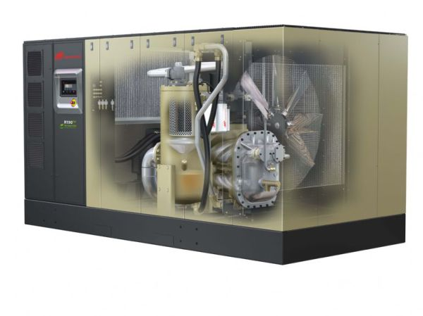 LARGE ROTARY SCREW COMPRESSORS